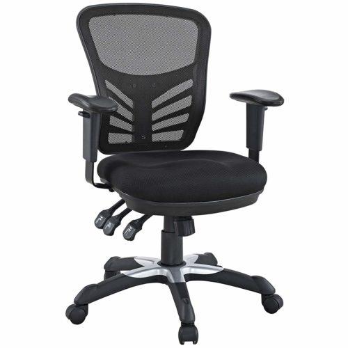 Modway Ergonomic Mesh Chair, Articulated Office Chair ...