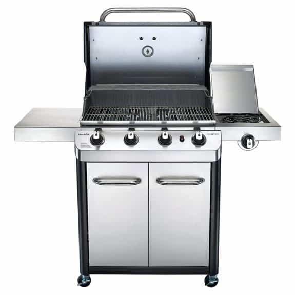 Char-Broil Signature 530 4-Burner Grill Barbecue