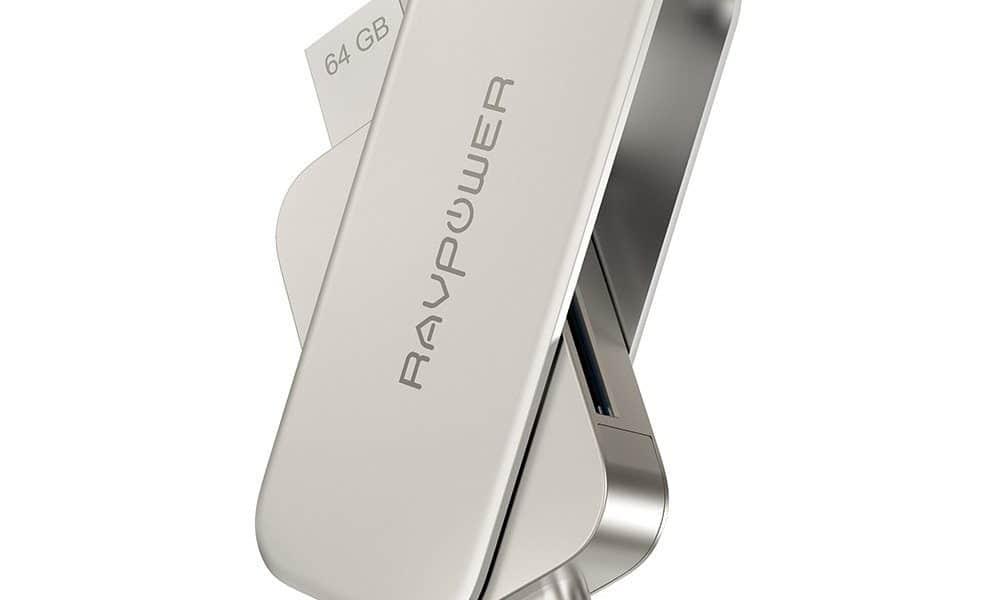 Ravpower 64GB flash drive SD card
